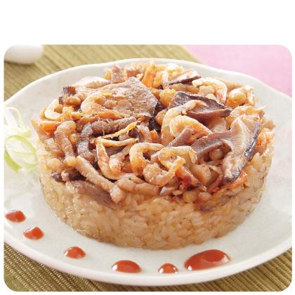 櫻花蝦米糕