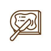 亞麻仁油搭配麵包果醬