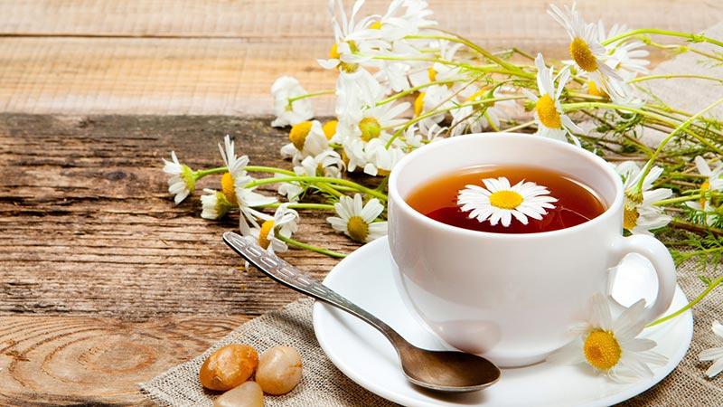 洋甘菊楓糖茶