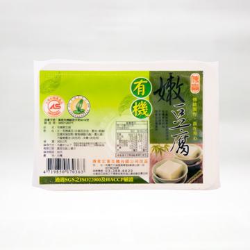 傳貴有機嫩豆腐