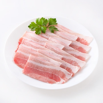 產銷履歷神農御膳豬培根(五花肉片)